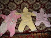 Hainute pentru fetite 2-5luni